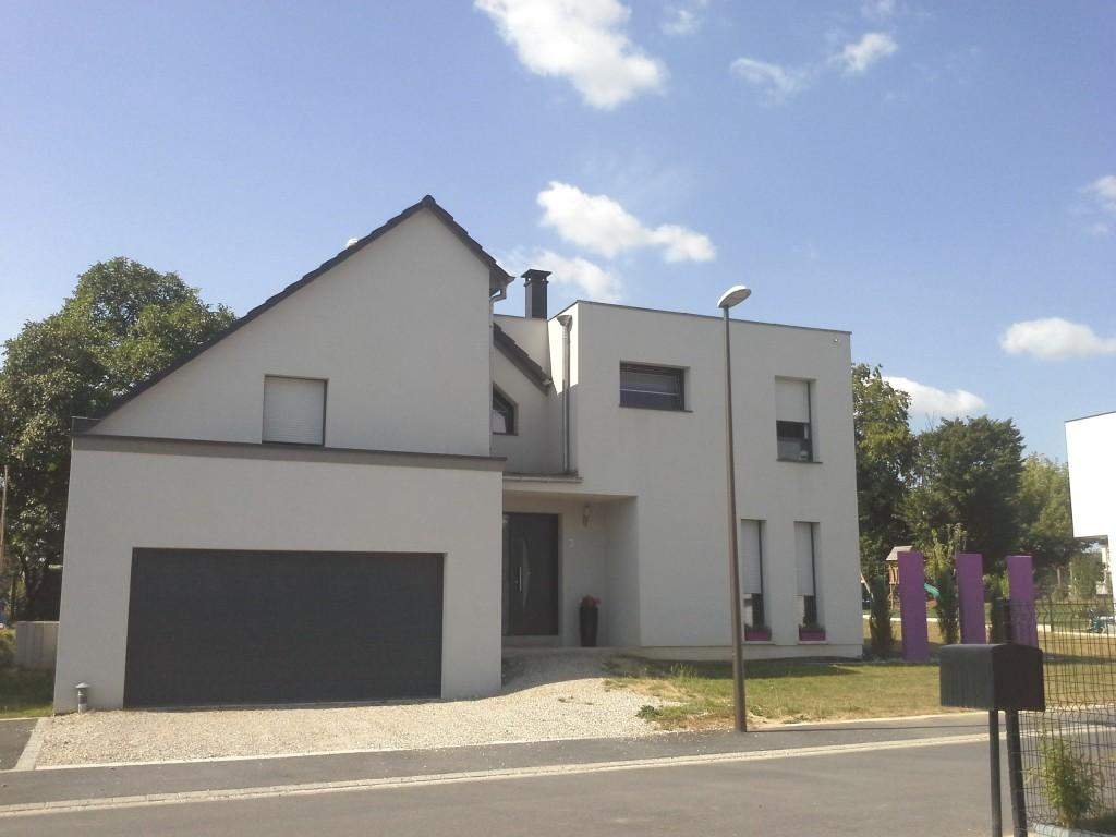 Constructeur Maison Individuelle Gries Bas Rhin