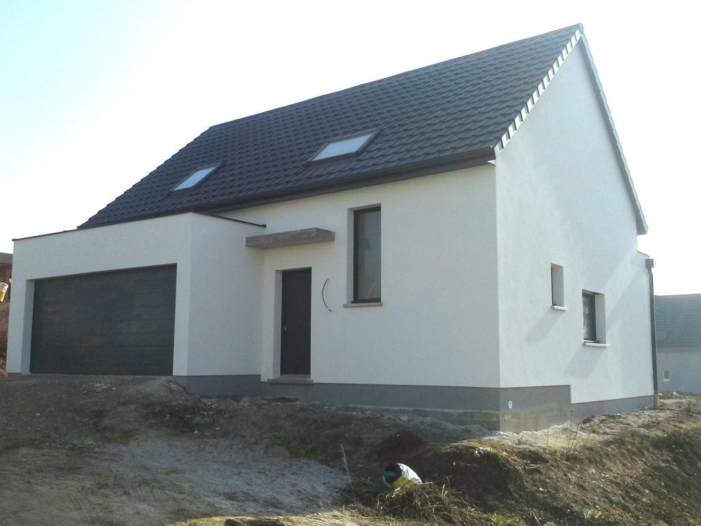 Constructeur Maison Individuelle Avenheim Bas Rhin