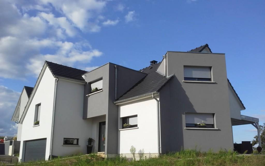 Constructeur Maison Individuelle Pfulgriesheim Bas Rhin