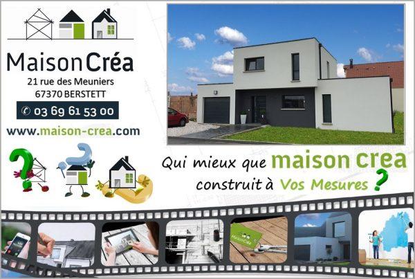 Actualit S Maison Cr A Constructeur De Maisons