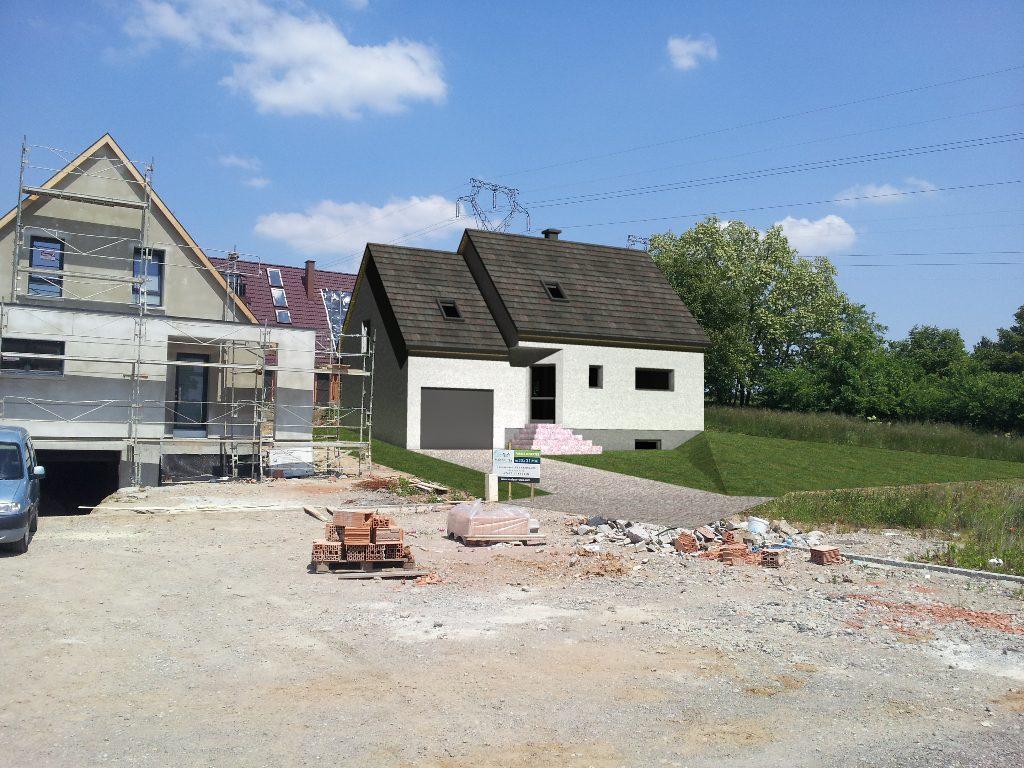 Construire sa maison en clos et couvert maison cr a for Constructeur maison individuelle 67